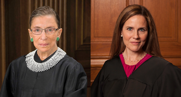Ruth Bader Ginsburg Agreed With Amy Coney Barrett That Campus Kangaroo Courts Were a Problem